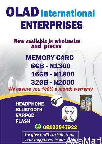 OLAD International Enterprises  - 1