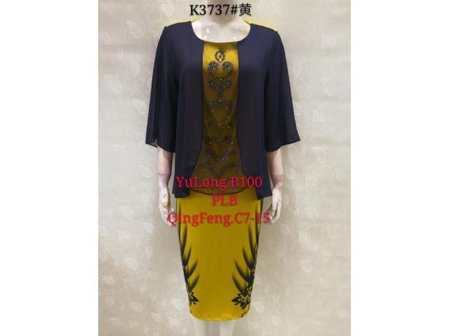sheath gown - 1