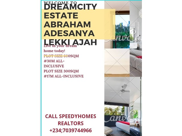 Plots of at  Ajah-Lekki  - 3