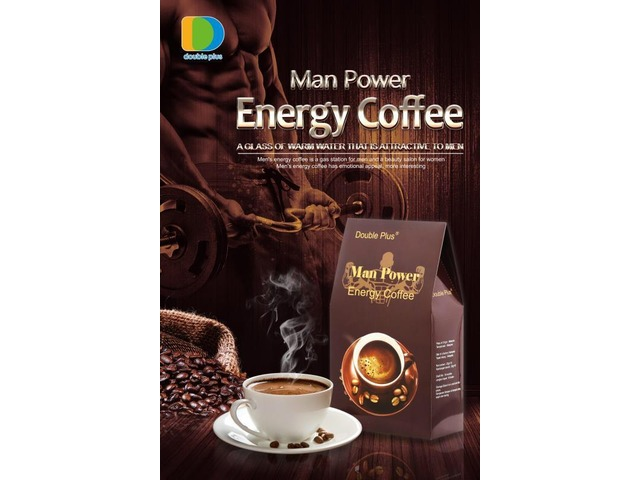Get Your Man Power Energy Coffee - Helps Men Maintain Healthy Sexual Lifestyle  - 1