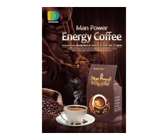 Get Your Man Power Energy Coffee - Helps Men Maintain Healthy Sexual Lifestyle  - Image 1