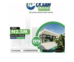 We are Selling Plots of Land at OCEAN PEARL EXTENSION - Image 1