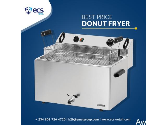 Doughnut fryers - 1