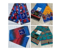 Buy Your Small Ankara 80% Cotton Fabric From Jenhez Fashion House (WATCH VIDEO) - Image 1