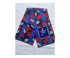 Buy Your Small Ankara 80% Cotton Fabric From Jenhez Fashion House (WATCH VIDEO) - Image 2