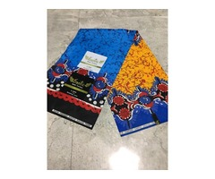 Buy Your Small Ankara 80% Cotton Fabric From Jenhez Fashion House (WATCH VIDEO) - Image 3