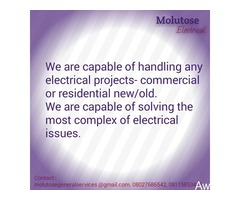 Quality Electrical Services - Call 08027686542 - Image 1