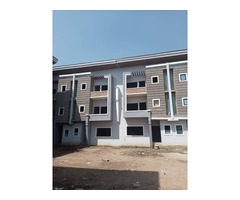 4 Bedroom Terrace Triplex with a Bq For Sale - CALL 08063433835  - Image 1