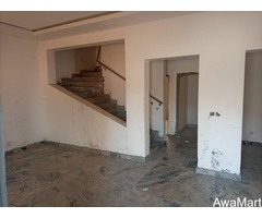4 Bedroom Terrace Triplex with a Bq For Sale - CALL 08063433835  - Image 3