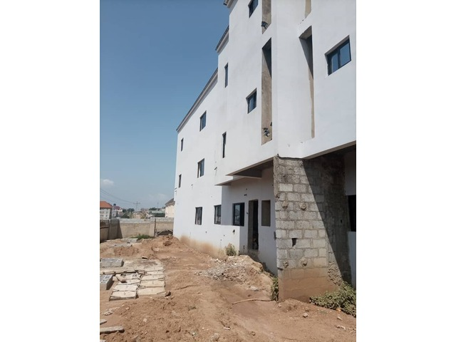 4 Bedroom Terrace Triplex with a Bq For Sale - CALL 08063433835  - 4