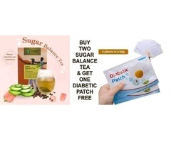 Sugar Balance Tea Today (Buy 2 Pack, get 1 FREE diabetic patch) - Image 2