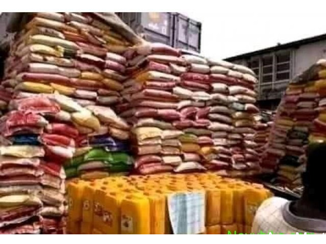 CUSTOM IMPOUNDED BAGS OF RICE FOR SALE IN LAGOS CALL 08068690473 - 2
