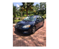 2004Toyota corolla for sale - Image 1
