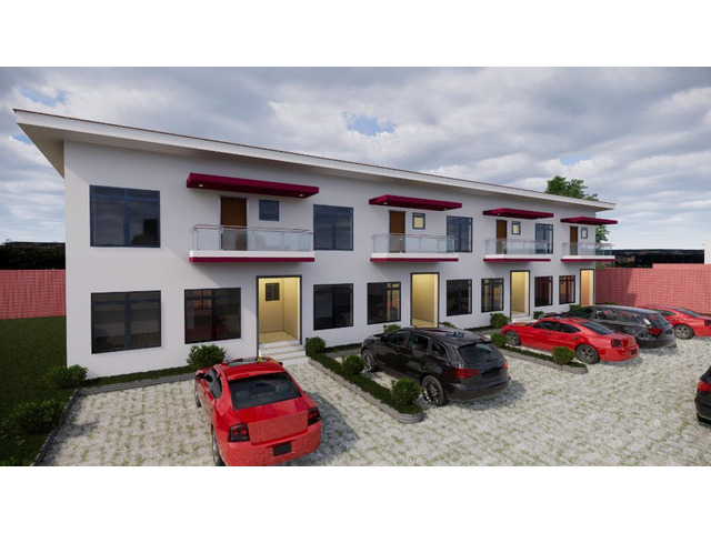 2 Bedroom Terrace Duplex Carcass For Sale at Lifecamp, Abuja - 1