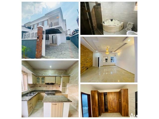 4 Bedroom Detached Duplex For Sale at Idado, Lekki  - 1