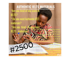 Get Actual IELTS Materials for just N2500 and get high score (Call or Whatsapp - 08166878899) - Image 4