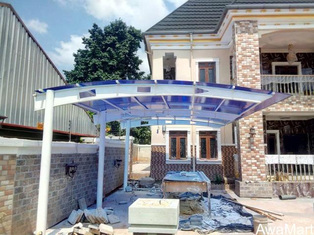 #1 Carports  Company in Nigeria Abia-State-Umuahia - 1