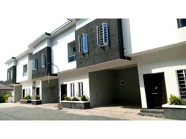 Luxurious 4 Bedroom Terrace Duplex Available at Okun Ajah (Call - 09033584190) - 1