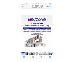 We are Selling Duplexes and Bungalows at De Avocado Luxury & Smart Homes, Abijo GRA  - Image 2