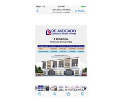 We are Selling Duplexes and Bungalows at De Avocado Luxury & Smart Homes, Abijo GRA  - Image 3