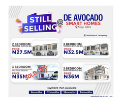 We are Selling Duplexes and Bungalows at De Avocado Luxury & Smart Homes, Abijo GRA  - Image 4