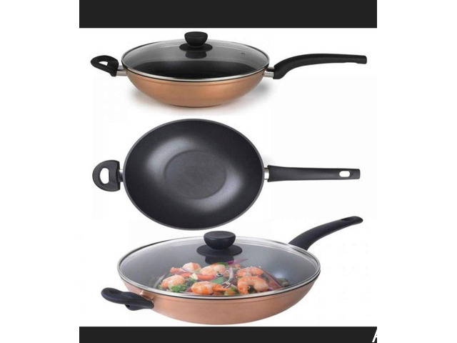 NORLAND TITANIUM FRYING PAN (Call or Whatsapp - 08082176731) - 1