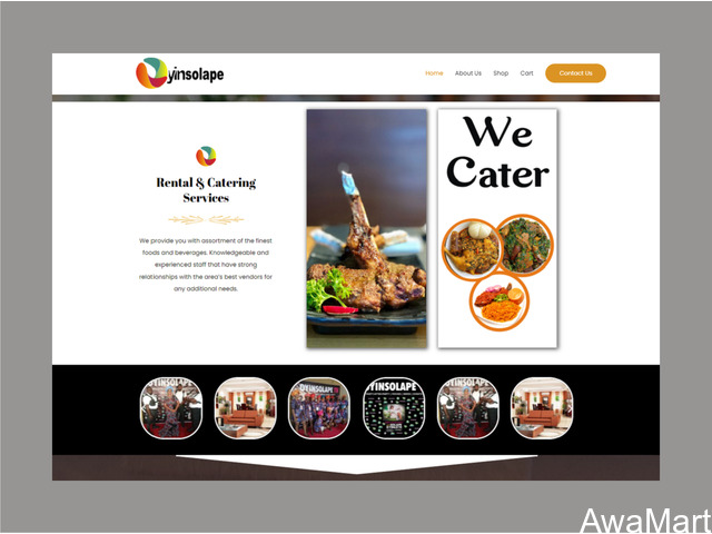 Cheap Business and E-Commerce Website Designs - 2