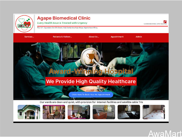Cheap Business and E-Commerce Website Designs - 4