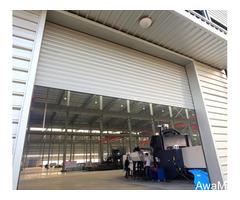 Automatic roller shutter door - Image 1