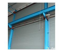 Automatic roller shutter door - Image 2