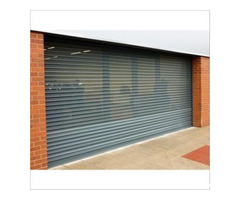 Automatic roller shutter door by Teso Tech - Image 1
