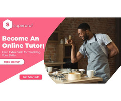 Tutoring jobs in various subjects (home tutoring or online tutoring) - Image 2