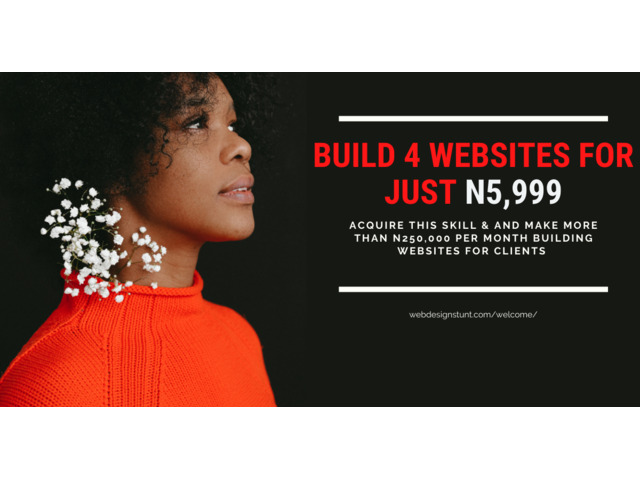 Build and host Professional Websites From Scratch without any technical or coding skills - 1