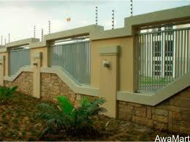 Electric perimeter fence By Teso Tech - 2