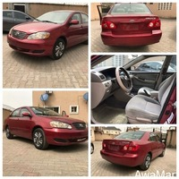 Less than a Year Used Toyota Corolla 2005 Model For Sale (Registered)