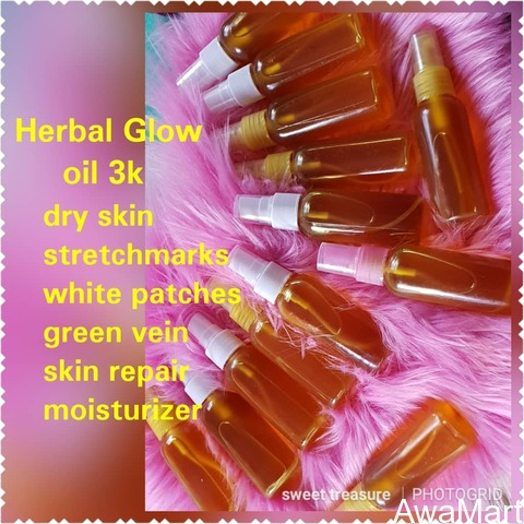 Get Your Herbal Glow Oil From Sweet Treasure Beauty Empire (Nationwide Delivery) - 1