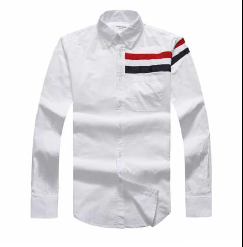 Thom Browne semi formal shirts - 2