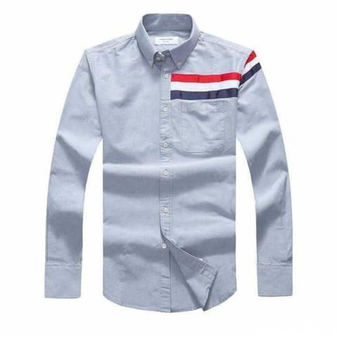 Thom Browne semi formal shirts - 3