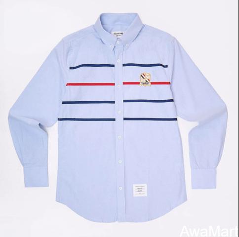 Thom Browne semi formal shirts - 5