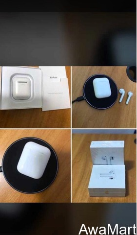 Apple Airpod 2 (BRAND NEW) Available For Sale (Call or Whatsapp - 08020606208) - 2