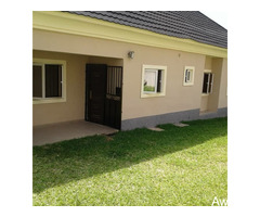 4 Bdr Bungalow with 2 rooms BQ at Gwarinpa extension  - call 07035621564 - Image 1