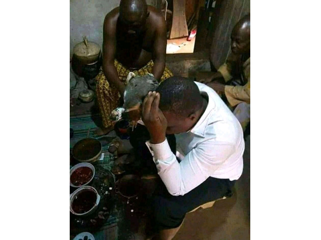 The best powerful spiritual herbalist in Nigeria +2348156950703 - 1