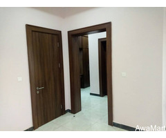 Internal Flush Doors made of MDF wood, with frame, stopper, architrave and profile  - Image 1