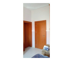 Internal Flush Doors made of MDF wood, with frame, stopper, architrave and profile  - Image 2