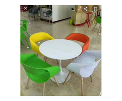 For Office Chairs, Bar Stools, Dinning Chairs and Table, Contact Us Today  - Image 1