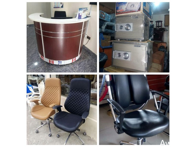 We Sell Executives Chairs, Dinning Table, Workstation, Reception Chairs etc - 1