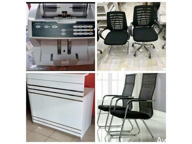 We Sell Executives Chairs, Dinning Table, Workstation, Reception Chairs etc - 2