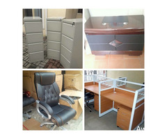 We Sell Executives Chairs, Dinning Table, Workstation, Reception Chairs etc - Image 3