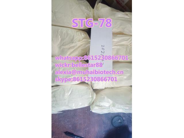 Strong effect SGT78 sgt78 white powder wickr:bellestar88  - 1
