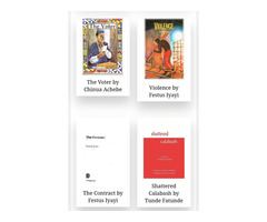 Buy Your Favourite African Novels and Non-African Classics in PDFs - Image 1